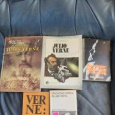 Coleccionismo Acciones Españolas: JULIO VERNE. Lote 206285421