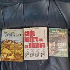 Coleccionismo Acciones Españolas: JOSÉ Y JESÚS DE LAS CUEVAS (NOVELAS). Lote 206285925