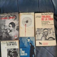 Coleccionismo Acciones Españolas: CINEMA (AUTORES: BERGMAN, GODARD, PASOLINI, EL CINE SUECO). Lote 206286040