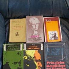 Coleccionismo Acciones Españolas: KANT. Lote 206286937