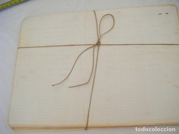 Coleccionismo Acciones Españolas: JML MINERIA MINAS CONTROL DE LEYES CANTERA SAN JOSE ANALISIS PORTMAN CARTAGENA MURCIA 1985. CONJUNTO - Foto 3 - 211965571