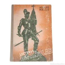 Coleccionismo Acciones Españolas: LECTURAS ESPAÑOLAS ADOLFO MAILLO. Lote 257407220