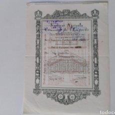 Coleccionismo Acciones Españolas: ACCIÓN N°276 SINDICAT AGRÍCOLA COMARCAL DE L'EMPORDA. Lote 270354128