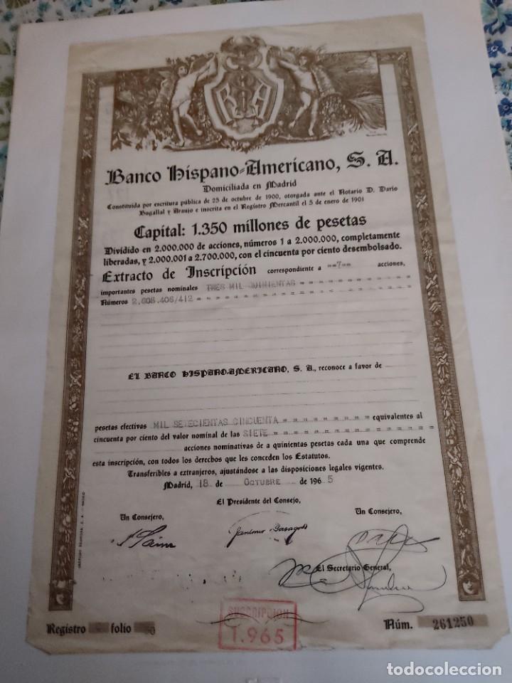 Coleccionismo Acciones Españolas: 5 Acciones - Foto 3 - 288066768