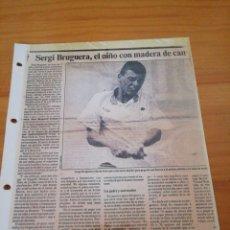 Coleccionismo Acciones Españolas: COLECCIONISTAS, RECUERDO SERGI BRUGUERA. Lote 293179453