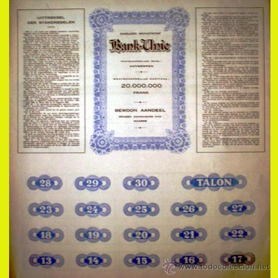 Coleccionismo Acciones Extranjeras: Reverso - Foto 2 - 35067807