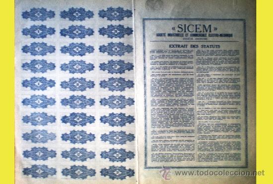 Coleccionismo Acciones Extranjeras: Reverso - Foto 2 - 37608238