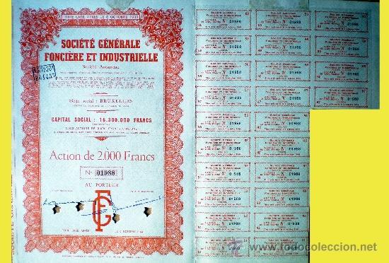 Coleccionismo Acciones Extranjeras: sSin sobrecarga VERNIETIGD - Foto 3 - 37958340