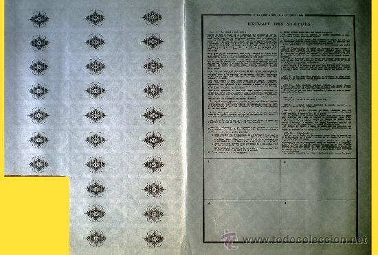 Coleccionismo Acciones Extranjeras: Reverso - Foto 2 - 37959898