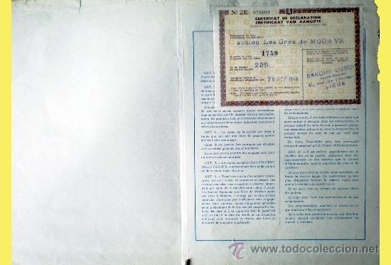 Coleccionismo Acciones Extranjeras: Reverso - Foto 2 - 37985443