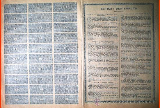 Coleccionismo Acciones Extranjeras: Interior - Foto 2 - 37996088