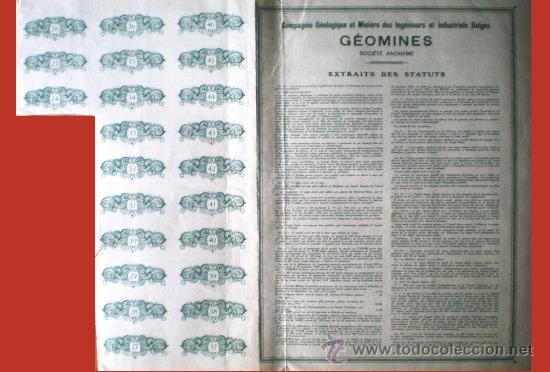 Coleccionismo Acciones Extranjeras: Reverso - Foto 2 - 38008511