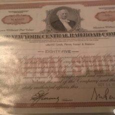 Coleccionismo Acciones Extranjeras: ACCIONES AMERICANA EN PERFECTO ESTADO . Lote 67004227