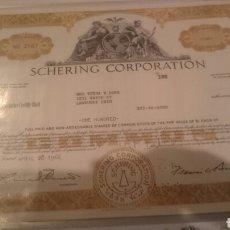 Coleccionismo Acciones Extranjeras: ACCIONES AMERICANA EN PERFECTO ESTADO . Lote 67004581