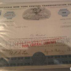 Coleccionismo Acciones Extranjeras: ACCIONES AMERICANA EN PERFECTO ESTADO . Lote 67004774