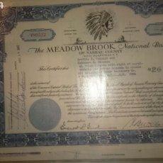 Coleccionismo Acciones Extranjeras: ACCIONES AMERICANA EN PERFECTO ESTADO. Lote 67005770