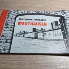 Coleccionismo Acciones Extranjeras: CAMPO DE CONCENTRACIÓN DE MAUTHAUSEN. AUSTRIA.. Lote 116835203