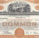 Coleccionismo Acciones Extranjeras: NATIONAL FIREPROOFING CORPORATION, 1945. Lote 120664247