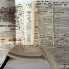 Coleccionismo Acciones Extranjeras: 28 BONOS DEL GOBIERNO IMPERIAL RUSO 1889, 1890 (ACCIONES S XIX, CUPONES. Lote 122158395