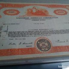 Coleccionismo Acciones Extranjeras: BONO ACCIÓN USA. . Lote 124441235