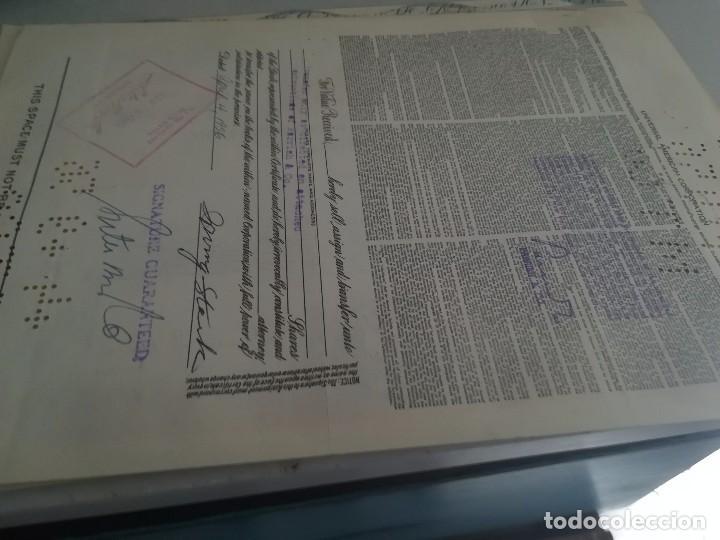 Coleccionismo Acciones Extranjeras: BONO ACCIÓN USA. - Foto 2 - 124441235