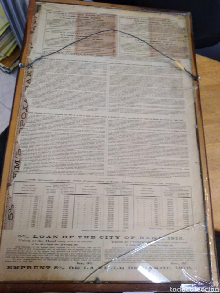 Coleccionismo Acciones Extranjeras: 4 ANTIGUAS ACCIONES RUSAS AÑOS 1894 -1896 - 1910 - Foto 2 - 193796872