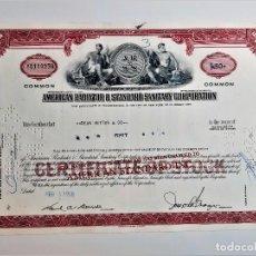 Collezionismo Azioni Internazionali: ACCION COMMON 1968. Lote 210147765