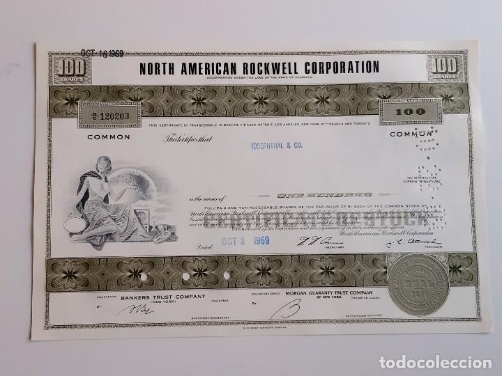 ACCION 1969 (Coleccionismo - Acciones Internacionales)