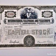 Collezionismo Azioni Internazionali: ACCION 1957. Lote 229446625