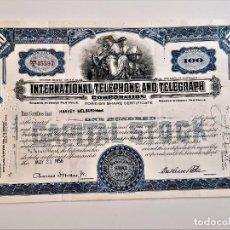 Collezionismo Azioni Internazionali: ACCION 1956. Lote 229443065