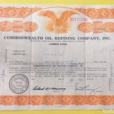 Coleccionismo Acciones Extranjeras: BONO COMPRA ACCIONES AÑO 1961 AMERICA. Lote 255350350