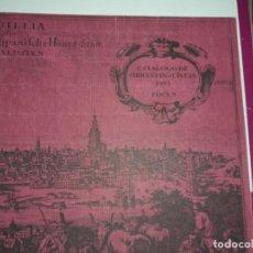 Arte: CATOLOGO DE OBRAS FINALISTAS 1993 FOCUS SEVILLA 1994. Lote 121533647