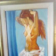 Arte: LA LUZ DE LA VENTANA. Lote 128662071
