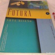 Arte: FUTURA 1, ARTE Y DISEÑO. Lote 153494538