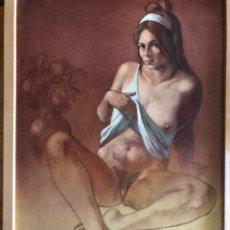Arte: CELEDONIO PERELLON OLEO-LIENZO. Lote 157686894