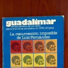 Arte: GUADALIMAR Nº17. Lote 171024478