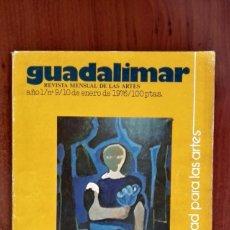 Arte: GUADALIMAR Nº9 1976. Lote 171026902