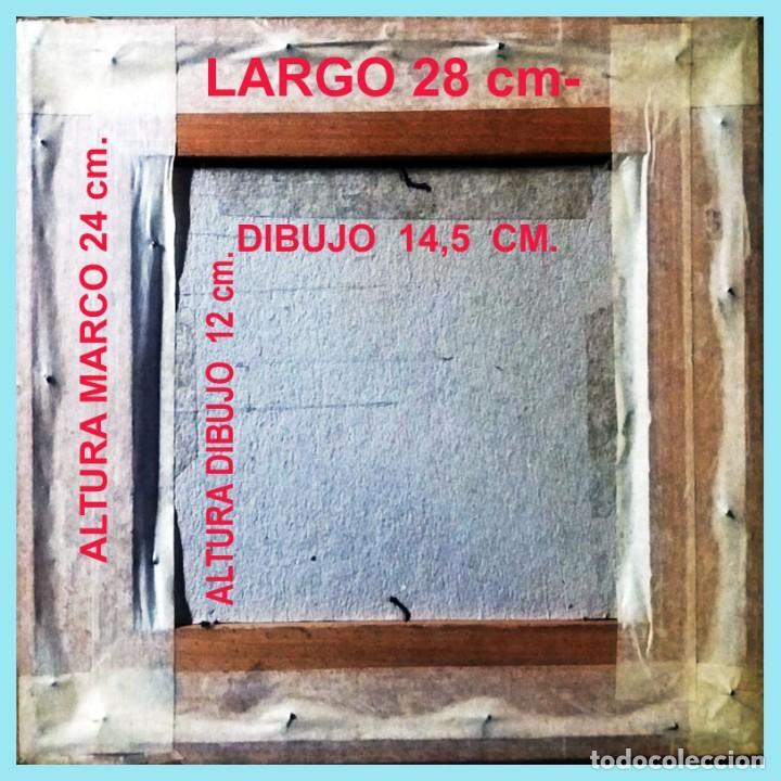 Arte: DIBUJO EROTICO. UN PENE A LAPIZ EN PAPEL,DEDICADO DE ADRIANA EN INGLES Y FIRMADO ADRI. 14 x 12 cm. - Foto 3 - 171440164