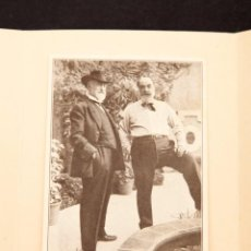 Arte: RECORDANÇA CONCESSIO A JOAQUÍM MIR MEDALLA HONOR EXPOSICIO BELLES ARTS 1930. Lote 101122515