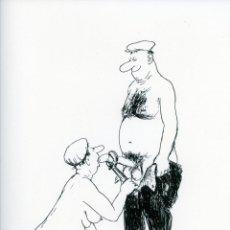 Arte: ROGER TESTU: LES BELLES MANIERES. LITOGRAFÍA SUELTA DE LA EDICIÓN ORIGINAL. 1960. Lote 205003223