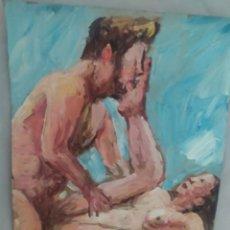 Arte: SEXO DURO (ORIGINAL). Lote 234525835