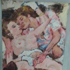 Arte: MATURBAME QUERIDO (ORIGINAL). Lote 234540085