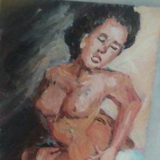 Arte: PASIÓN (ORIGINAL). Lote 234583620