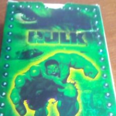 Barajas: HULK PLAYING CARDS COMPLETA . Lote 88955120