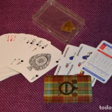 Barajas: PRECIOSA BARAJA DE CARTAS - WADDINGTONS PLAYING CARDS - ANDERSON - MADE IN ENGLAND - HAZ OFERTA. Lote 105847771