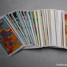 Barajas: BARAJA DE TAROT. 56 NAIPES + 20 ARCANOS.. Lote 110371355