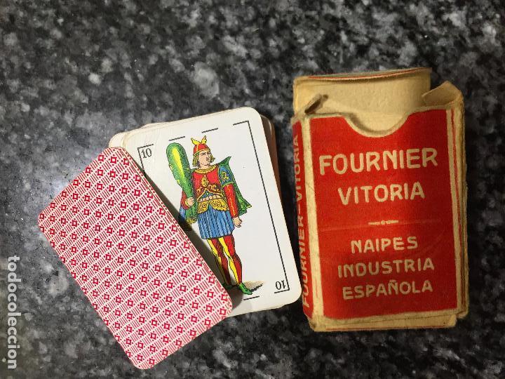 BARAJA FOURNIER LILIPUT (Coleccionismo para Adultos - Barajas)