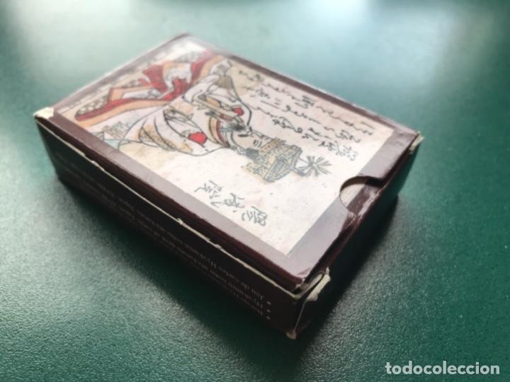Barajas: Fournier - Baraja Facsimil - Baraja cartas Hyakunin isshu uta karuta - Japon hacia 1750 - Foto 3 - 115288639