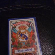 Barajas: BARAJA DEL REAL MADRID 50 CARTAS DEL 2003. Lote 116351727