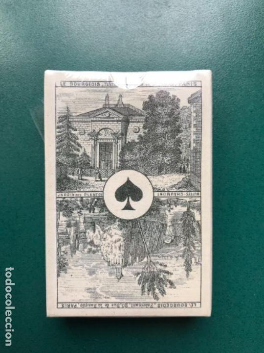 FOURNIER - BARAJA FACSIMIL - BARAJA CARTAS IMPERIAL - FRANCIA 1860 - PRECINTADA (Coleccionismo para Adultos - Barajas)